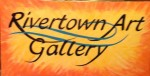 Rivertown Art Gallery sign